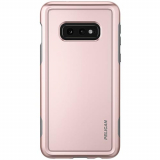 Samsung Galaxy S10e Pelican Adventurer Series Case - Rose Gold/Light Grey