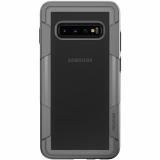 Samsung Galaxy S10+ Pelican Voyager Series Case - Clear/Grey