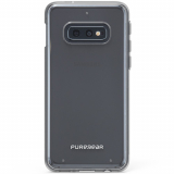 Samsung Galaxy S10e PureGear Slim Shell Case - Clear/Clear