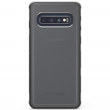 Samsung Galaxy S10+ PureGear DualTek Case - Clear/Black