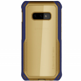 Samsung Galaxy S10e Ghostek Cloak 4 Series Case - Blue/Gold