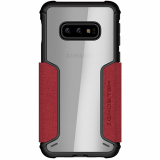 Samsung Galaxy S10e Ghostek Exec 3 Series Case - Red