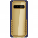 Samsung Galaxy S10 Ghostek Cloak 4 Series Case - Blue/Gold