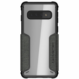 Samsung Galaxy S10 Ghostek Exec 3 Series Case - Gray