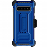 Samsung Galaxy S10 Ghostek Iron Armor 2 Series Case - Blue/Gray