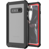 Samsung Galaxy S10 Ghostek Nautical Series Case - Red