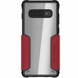 Samsung Galaxy S10+ Ghostek Exec 3 Series Case - Red