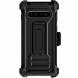 Samsung Galaxy S10+ Ghostek Iron Armor 2 Series Case - Black