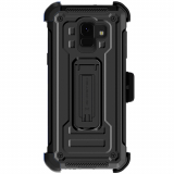 Samsung Galaxy A6 Ghostek Iron Armor 2 Series Case - Black