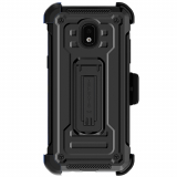 Samsung Galaxy J3 2018 Ghostek Iron Armor 2 Series Case - Black