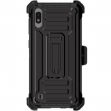 Samsung Galaxy A10 Ghostek Iron Armor 2 Series Case - Black