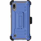 Samsung Galaxy A10 Ghostek Iron Armor 2 Series Case - Blue/Gray