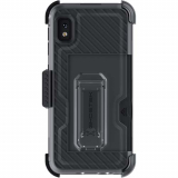 Samsung Galaxy A10e Ghostek Iron Armor 3 Series Case - Black