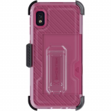 Samsung Galaxy A10e Ghostek Iron Armor 3 Series Case - Pink
