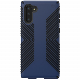 Samsung Galaxy Note 10 Speck Presidio Grip Series Case w/ Microban - Coastal Blue/Black