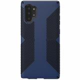 Samsung Galaxy Note 10+ Speck Presidio Grip Series Case w/ Microban - Coastal Blue/Black