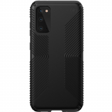 Samsung Galaxy S20 Speck Presidio Grip Series Case w/ Microban - Black