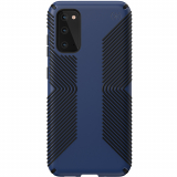Samsung Galaxy S20 Speck Presidio Grip Series Case w/ Microban - Blue/Black