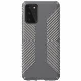 Samsung Galaxy S20+ Speck Presidio Grip Series Case w/ Microban - Graphite Grey/ Cathedral Grey
