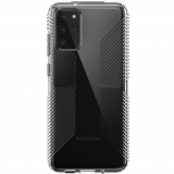 Samsung Galaxy S20+ Speck Perfect Clear Grip Series Case w/ Microban - Clear/Clear