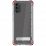 Samsung Galaxy S20 Ghostek Covert 4 Series Case - Clear