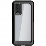 Samsung Galaxy S20 Ghostek Atomic Slim 3 Series Case - Black