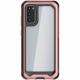 Samsung Galaxy S20 Ghostek Atomic Slim 3 Series Case - Pink