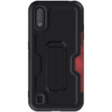 Samsung Galaxy A01 Ghostek Iron Armor 3 Series Case - Matte Black