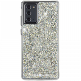 Samsung Galaxy Note20 5G Case-Mate Twinkle Series Case with Micropel - Stardust
