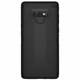 Samsung Galaxy Note 9 Speck Presidio Grip Series Case - Black/Black