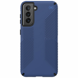 Samsung Galaxy S21 5G Speck Presidio 2 Grip Case - Coastal Blue/Black/Storm Blue