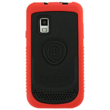 Samsung Mesmerize/i500 Trident Cyclops Series Case - Red