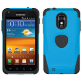 Samsung Galaxy S II/Epic Touch 4G Trident Aegis Series Case - Blue
