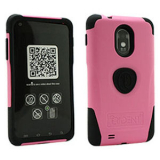 Samsung Galaxy S II/Epic Touch 4G Trident Aegis Series Case - Pink