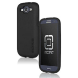 Samsung Galaxy S III Silicrylic Case - Black