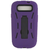 Samsung Galaxy S III DP Case - Purple/Black