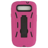 Samsung Galaxy S III DP Case - Pink/Black