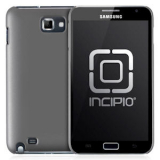 Samsung Galaxy Note Incipio Feather Case - Gray