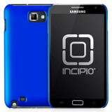 Samsung Galaxy Note Incipio Feather Case - Blue
