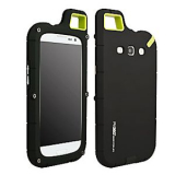 Samsung Galaxy S III Pure Gear PX360 Extreme Case - Black/Green