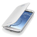 Samsung Galaxy S III OEM Flip Cover - White