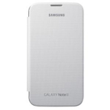 Samsung Galaxy Note II OEM Flip Cover - White