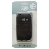 Samsung Freeform 5 US Cellular Packaged Holster Shield Combo