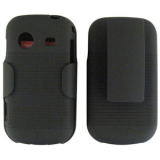 Samsung Character Holster Shield Combo - Black
