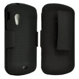 Samsung Metrix/Stratosphere Holster Shield Combo - Black