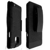 Samsung Galaxy S II/i777 Holster Shield Combo - Black