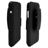 Samsung Galaxy S II/Epic Touch 4G Holster Shield Combo - Black