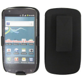 Samsung Galaxy S Aviator Holster Shield Combo - Black