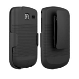 Samsung Freeform 4 Holster Shield Combo - Black