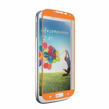 Samsung Galaxy S4 Nitro Glass Screen Protector - Orange